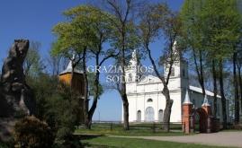 Ūdrijos Švč. Jėzaus Širdies bažnyčia