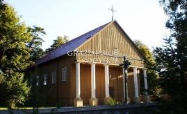 Rumbonių Švč. Trejybės bažnyčia