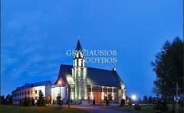 Alytaus Švč. Mergelės Marijos Krikščionių Pagalbos bažnyčia