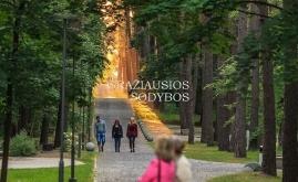 Vytauto Parkas Birštone