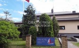 Jauki sodyba- vila JOLĖ Rumšiškių centre