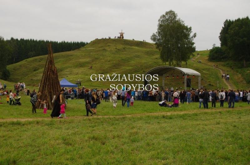 Kartenos Piliakalnis Salantu Regioninis Parkas.Kartenos Piliakalnio Istorinis Archeologinis Kompleksas