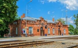 Šeštokų geležinkelio stotis